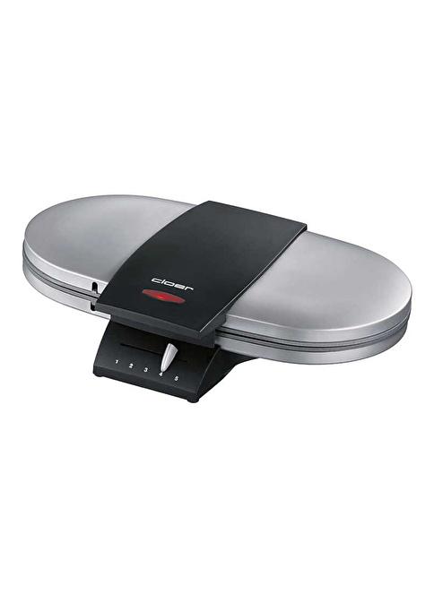 Cloer Waffle Makinesi Gümüş